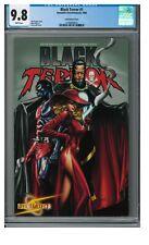 Black Terror #1 (2008) Greg Land Variant CGC 9.8 XX073
