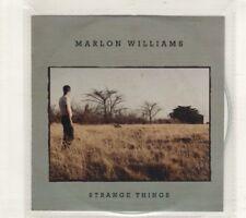 (HU92) Marlon Williams, Strange Things - 2015 DJ CD