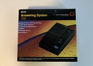 📞AT&T 1309 Remote Answering System Machine Complete