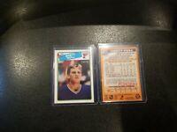 1988-89 OPC O-Pee-Chee Brett Hull RC Rookie #66 *REPRINT* BLUES HOF