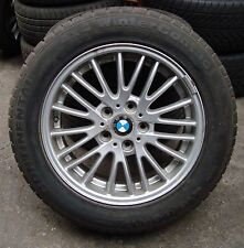 4 BMW Complete Wheels Styling 110 E83 X3 215/60 R17 96H Alloy Wheels 17-Inch