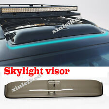 For Jeep Grand Cherokee 2011-2019 Auto Roof-Skylight Visor Sun Rain Guards Shade