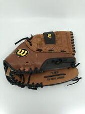 Wilson Baseball Glove Top Grade Leather Pre-Oiled