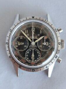 Jardur Bezelmeter 960 Chronograph Vintage Valjoux 72