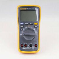 FLUKE 17B+ F17B+ Digital multimeter Meter Tester DMM with TL75 test leads New