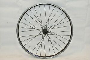 "WTB Dual Duty 26"" Rear MTB Bike Wheel Freehub OLW135 17mm 36S PV Black Charity!!"