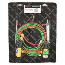 Gentec KSTP14-TSP Propane Torch/Jewelry/HVAC Kit with Regulators