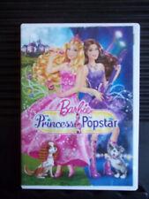 Barbie: The Princess & The Popstar, Very Good DVD Lauren Lavoie,