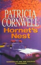 Hornet's Nest by Cornwell Patricia - Book - Hard Cover - Crime/Mystery - Fiction