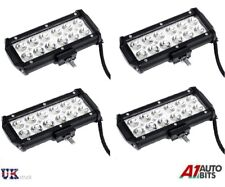 4 x HIGH POWER 12V 24V LED WORK LAMP SPOT LIGHT TRUCK CAR TRAILER CAMPERVAN VAN