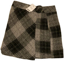 Next Black And White Check Skirt Size 10 New With Tag