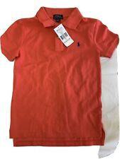 Boys Ralph Lauren Polo Shirt Age 7