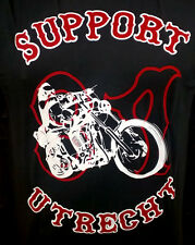 """Hells Angels Utrecht Holland Support 81 t-shirt """"Biker"""""""