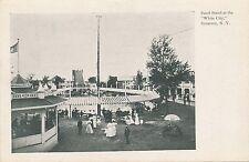 SYRACUSE NY – White City Band Stand – udb (pre 1908)