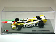 JEAN-PIERRE JABOUILLE Renault RS10 F1 Car 1979 - Collectable Model - 1:43 Scale