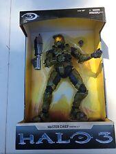 ** Halo 3 Master Chief Spartan-117 (McFarlane Giant 12-INCH Figure) XBOX ** NEW!