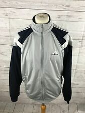 """Men's ADIDAS Retro Track Top - Large 46"""" - Great Condition"""
