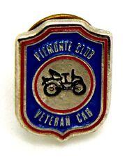 Pin Spilla Piemonte Club Veteran Car