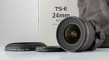 Canon TS-E 24mm 3,5 L II  SHP 65761