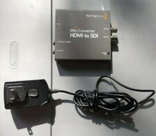 BlackMagic Design Mini Converter HDMI to SDI with Power Supply