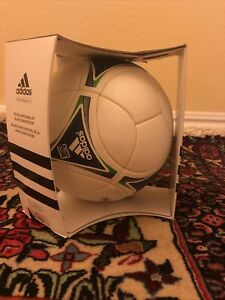 Adidas 2012 MLS Official Match Ball (New in box)