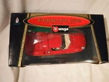 1/24 Burago VIP Collection: Ferrari 250 Le Mans 1965 2 Door Sports Car / Racer