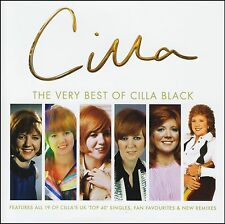 CILLA BLACK - THE VERY BEST OF CILLA BLACK CD ~ GREATEST HITS COLLECTION *NEW*
