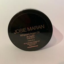 JOSIE MARAN WHIPPED ARGAN OIL VANILLA APRICOT! Travel Size Body Cream NEW :)