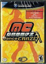 MC Groovz Dance Craze (Nintendo GameCube, 2004) Factory Sealed