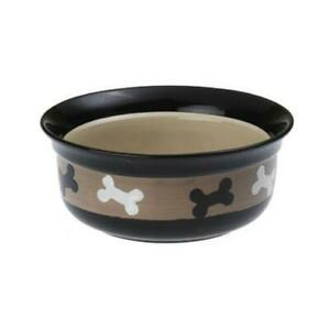 Pet Dish, City Pets Bones, 2-Cup