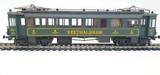 SMF SBB  BCe 4/4  52    Seethalbahn-Triebwagen   Wechselstrom, OVP    Sehr rar !