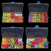 Pop up Boilies Carp Fishing Baits Fruit Flavours Floating Beads Eco-friendly