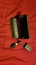 "Sony Dream Machine ICF-CL75IP iPhone iPod AM FM Alarm Clock Radio 7"" LCD Screen"
