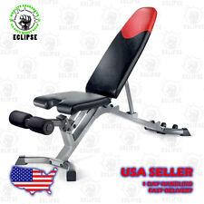 Adjustable Bowflex Bench 3.1