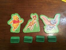 Disney Sorry Replacement Green Pieces