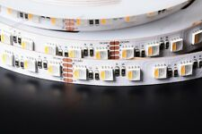 150W RGBW Rgbww Real 5m 480 LED SMD5050 Blanco Cálido 24V Strip Tira B9E2