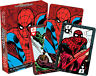 Marvel - SpiderMan Comics playing cards brand new sealed