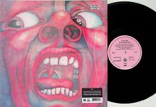 KING CRIMSON In The Court Of LP (200g EX Vinyl 2010? Reissue) 1969 Prog Classic