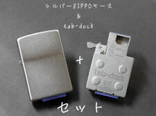 Tab-Dock for Zippo Replacement inner Frisk Pill Case with Tracking Made in JAPAN