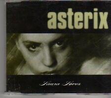 (CR230) Asterix, Laura Loves - 1997 CD