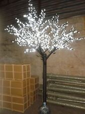 1000 LEDs 6.5ft Cherry Blossom Tree Light Christmas Light Tree Outdoor Use White