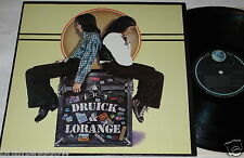 DRUICK & LORANGE same LP E.A.R. Inc. Rec. US 1975 FOC FOLK ROCK