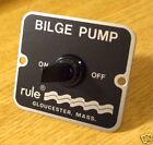 Marine bilge pump switch RULE  basic on/off   MODEL 49 photo