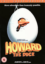 HOWARD THE DUCK DVD (1986)