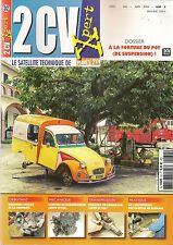 2CV XPERT 32 CITROEN COUPLE SERRAGE POT DE SUSPENSION CARBURATEUR DOUBLE CORPS