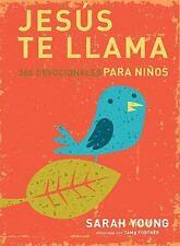 Jesús Te Llama para Niños : 365 Devociones para Niños by Sarah Young (2014,...