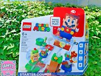LEGO Super Mario Adventures Mario Starter Course 71360 *New* in Hand *Ships Now*