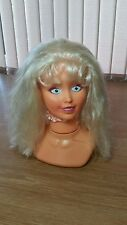 Girls World Styling Head 1990's Vintage Classic Toy