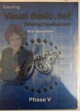Learning Visual Basic .Net Desktop Development Cd W Alison Balter-Phase V-Ship24