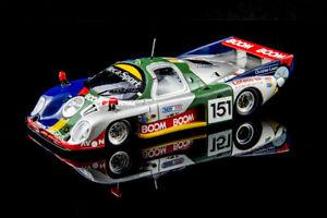 Spark Rondeau Ford M379 #151 - Lombardi / Sotty - Le Mans 1988 - 1/43